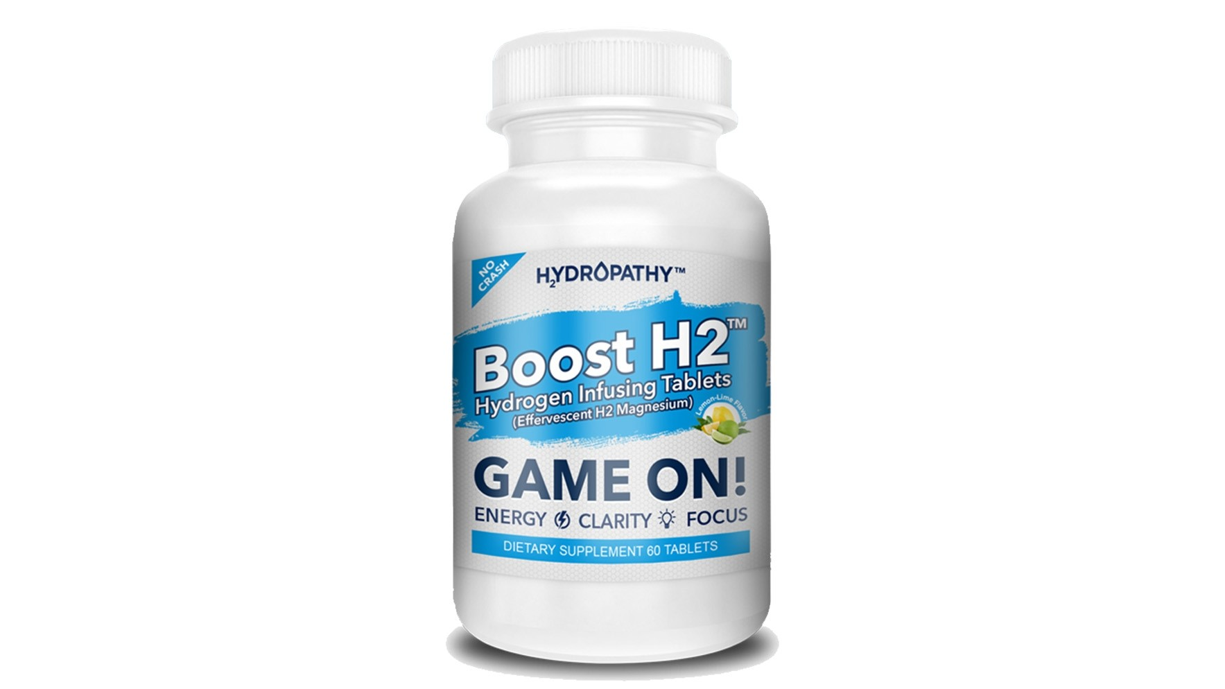 BOOST H2 Hydrogen Infusing Tablets - Hydropathy